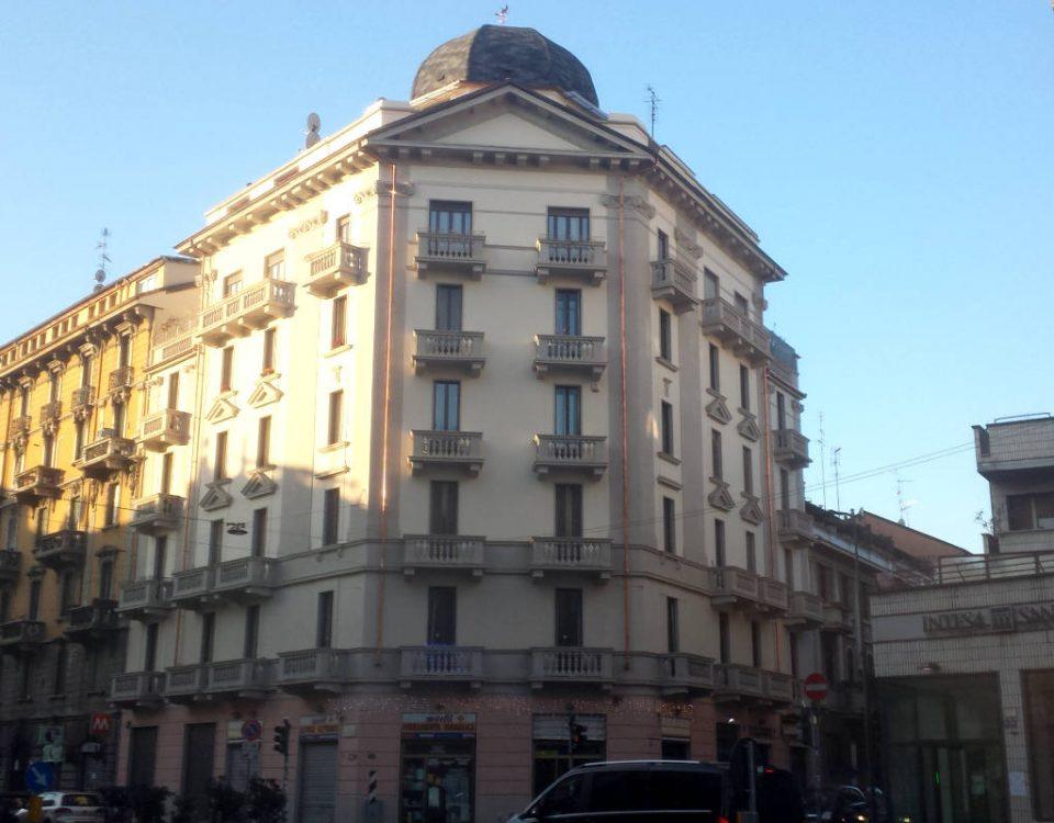 Rifacimento Manto Copertura e Restauro Facciate - Via Popoli Uniti Milano