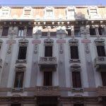 Restauro Facciata Liberty - Via Spartaco 15 Milano