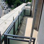 Pavimenti Balconi Impermeabilizzati con Klinker Antiscivolo - Viale Troya 18-22 Milano
