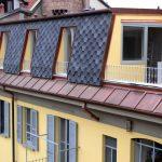 Recupero Sottotetti e Costruzione Nuove Abitazioni con Cemento Armato Cellulare Alleggerito - Via Boccaccio 16 Milano