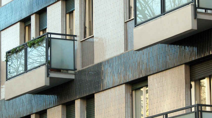 Ripristino Intonaci e Risanamento Balconi in Via Gran Sasso 6, Milano