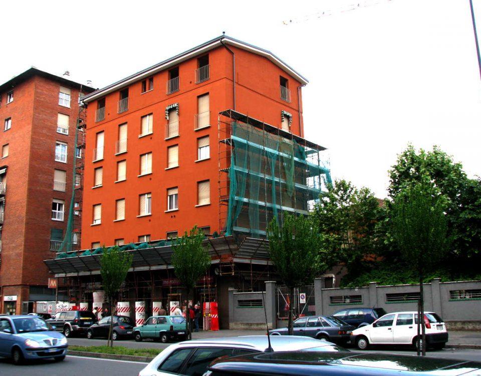 Sopralzo, Recupero Sottotetto e Nuove Abitazioni - Viale Monza 220 Milano