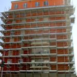 Impalcatura per Recupero Sottotetto - Viale Monza 222 Milano
